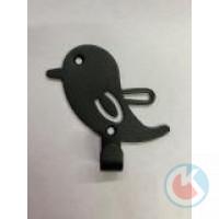 Крючок-вешалка  Кронштейн СП-756 (птичка)