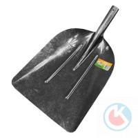 Лопата снегоуборочная (рельс.ст) 355х445 мм.