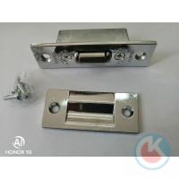 Защёлка роликовая L2 хром