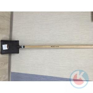 Лопата совковая (рельс.ст) Тип 1 песоч. с чер-м  ZOLDER