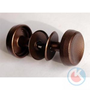 Ручка-кнопка РК-1 (старая медь)