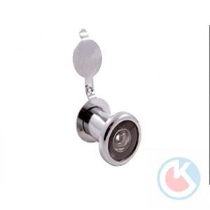 Глазки дверные ГД-1 хром