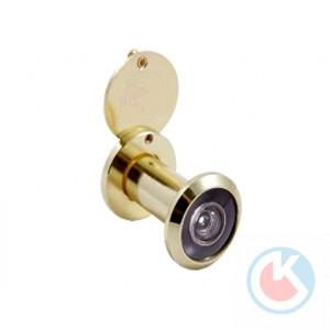 Глазки дверные ГДШ-2 золото