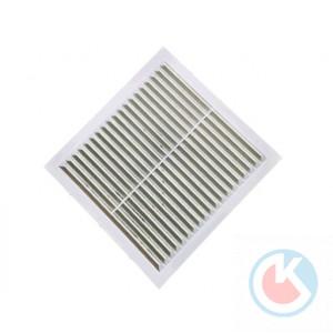 Вент.решетка 150х150мм (белая)