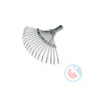 Грабли веерные прутковые ГВ-П с 662 (оцинкованные)