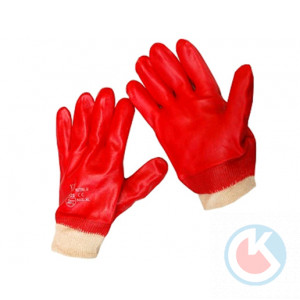 Перчатки облит.нитрил (5010)МБС