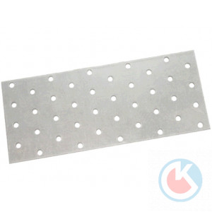 Пластина соединительная 60*160*2,0 цинк 145 (50)