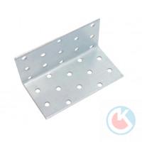 Уголок крепежный 40х40х60х2,0 цинк 139 (100)