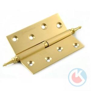 Петля накладная 610-4 TG(золото) левая Palladium