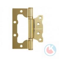 Петля накл. ПН-100х75х2.5 PB (золото) С б/вр.