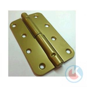 Петля накладная ПН-110 ( золотистый металлик) Правая.