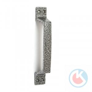 Ручка-скоба РС-100 (серебро) (литая)